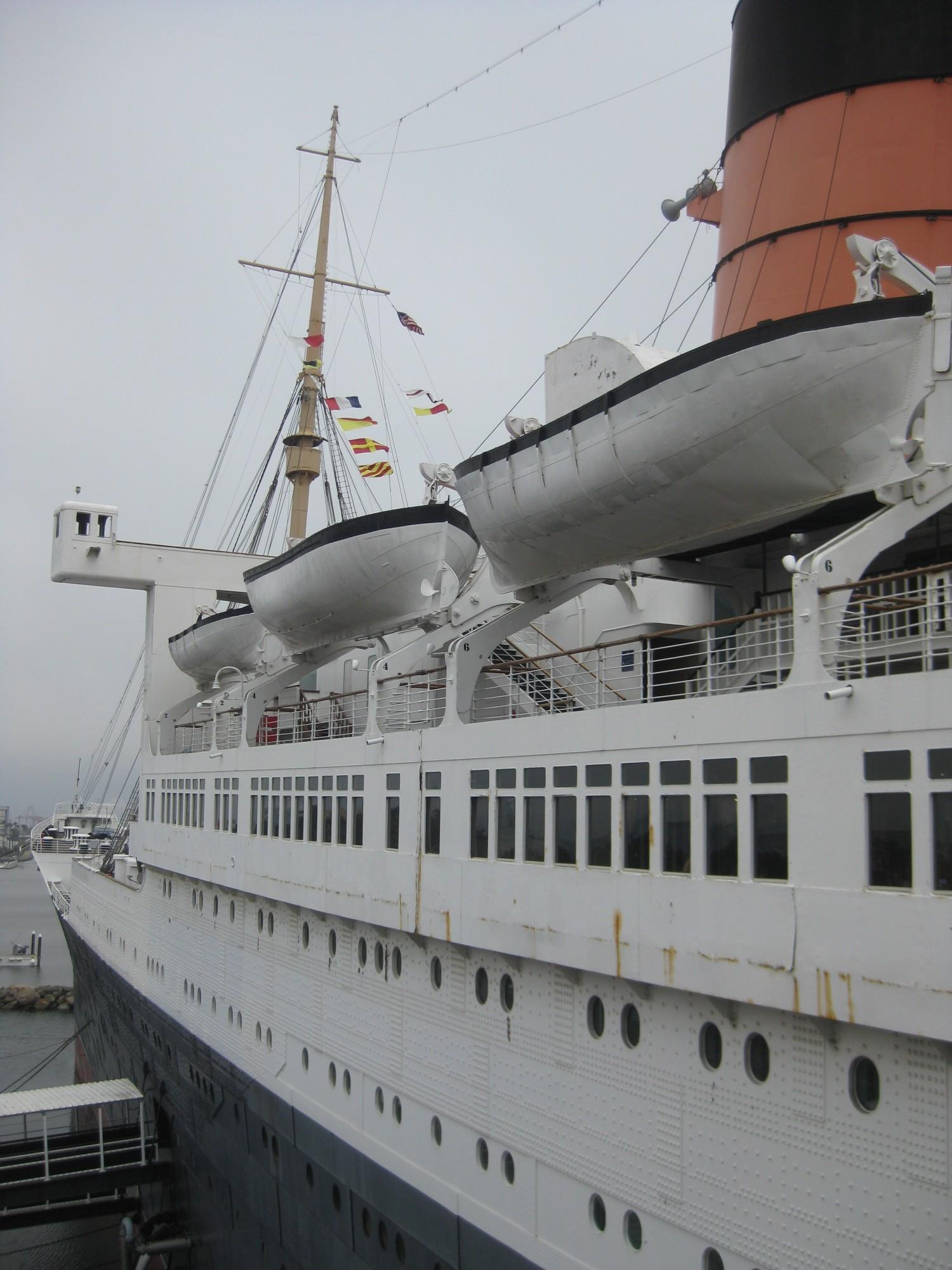 Long Beach Rms Queen Mary