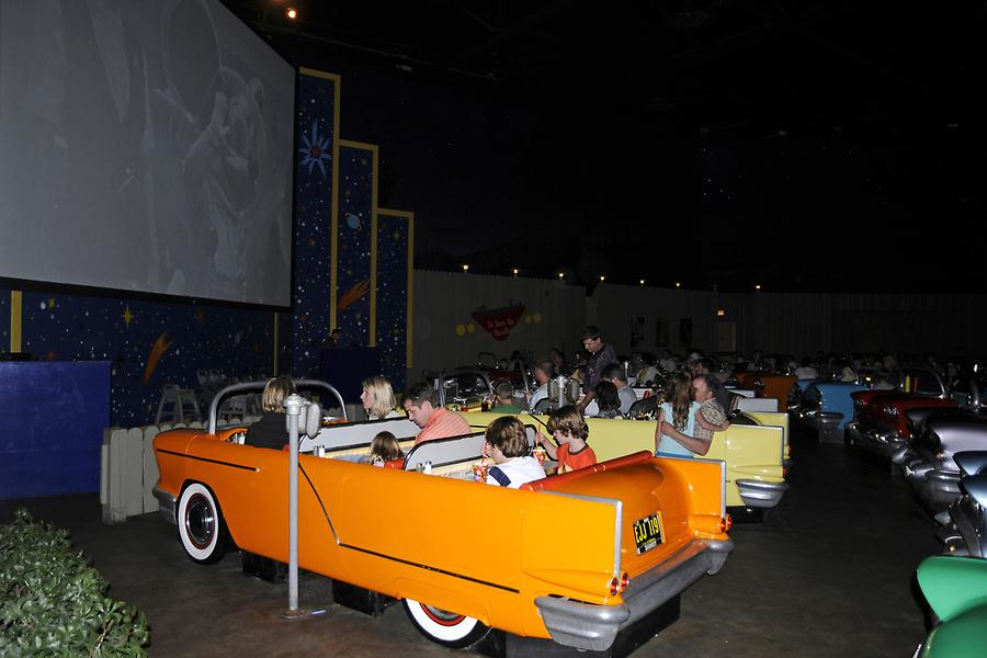 Disney's Hollywood Studios - Drive-in Cinema