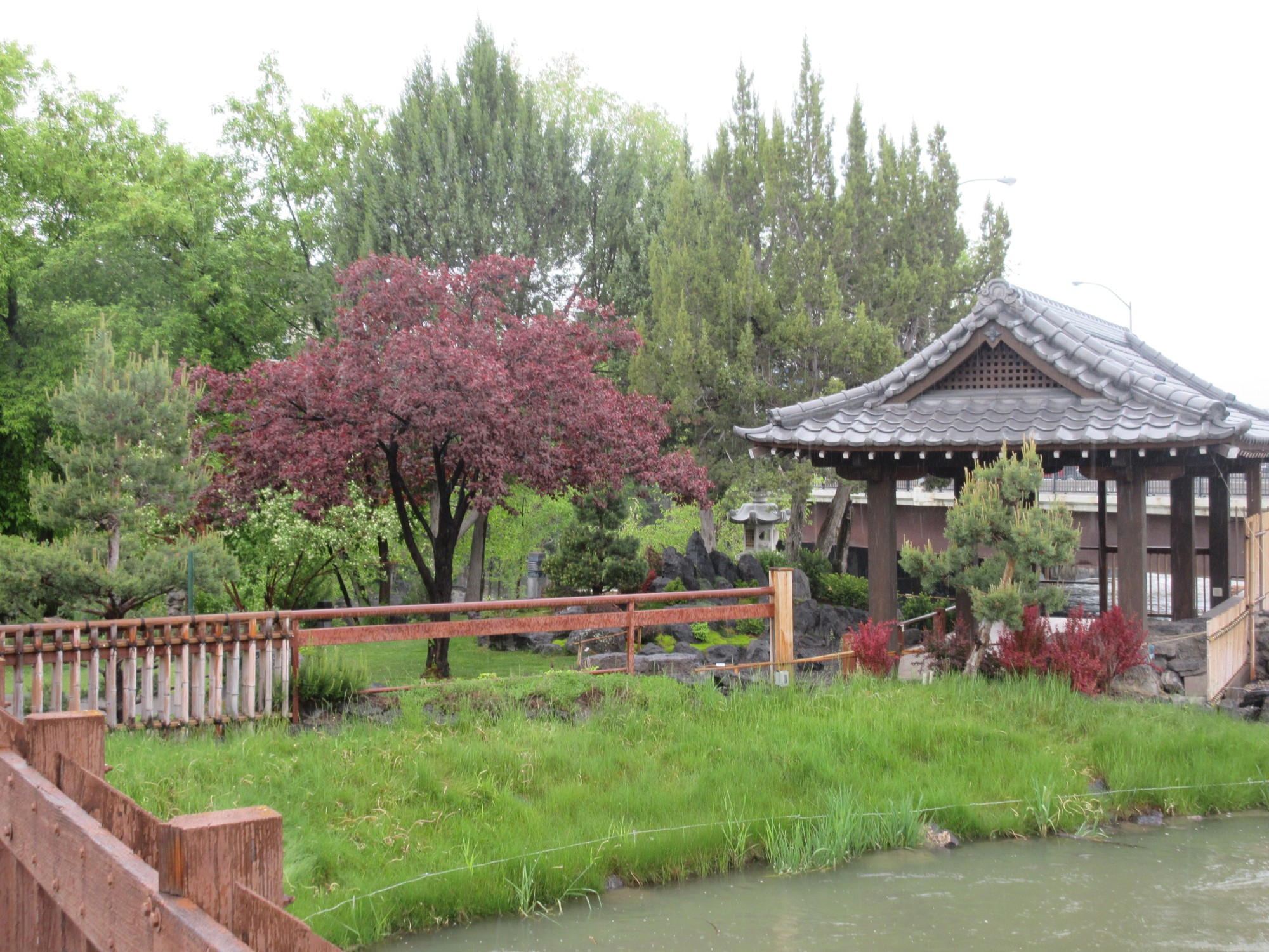 Idaho Falls Japanese Friendship Garden 1 Idaho Pictures United States In Global Geography