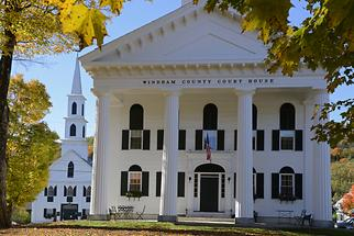 Newfane - Courthouse (1)