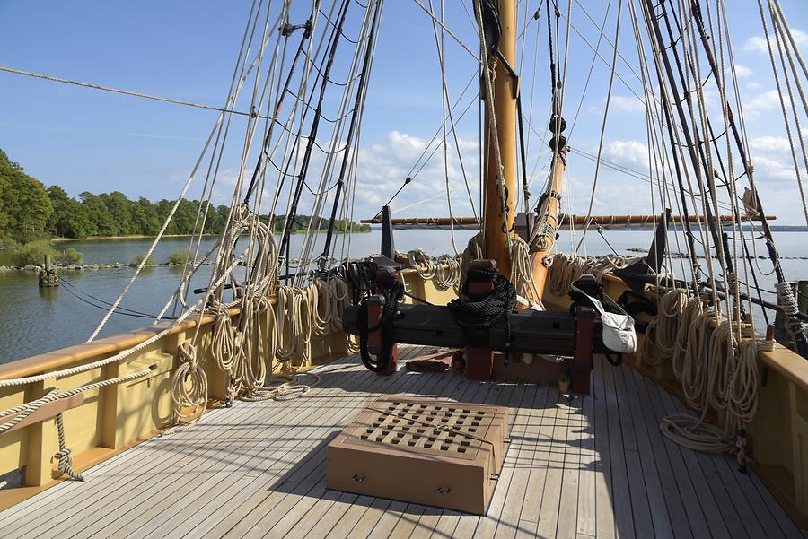 Replica of Susan Constant