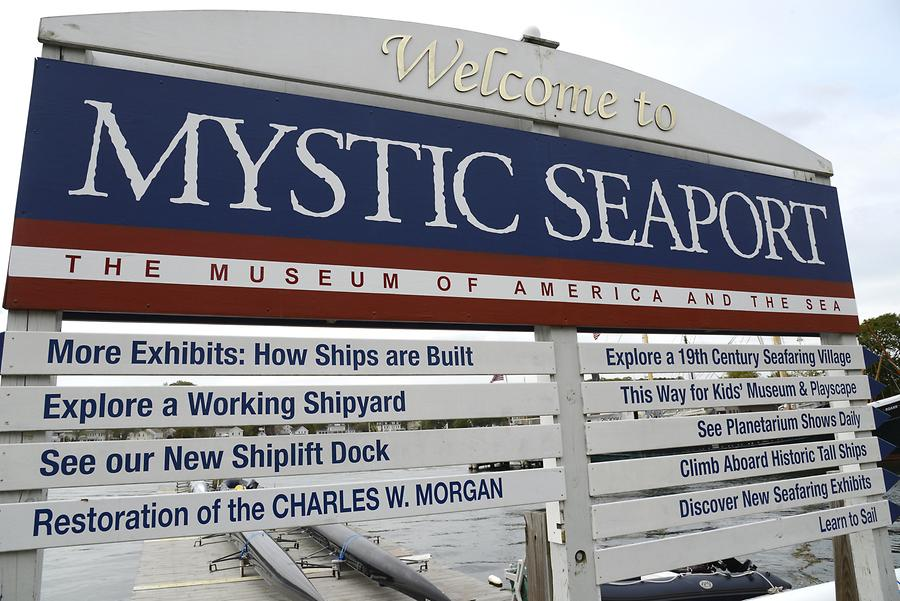 Mystic Seaport: The Museum of America and the Sea
