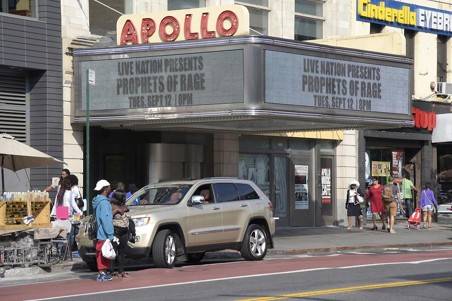 Harlem - Apollo Theater