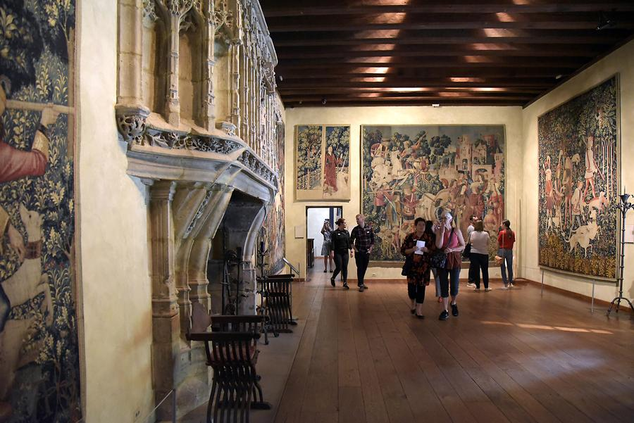 The Cloisters (MET) - Tapestries
