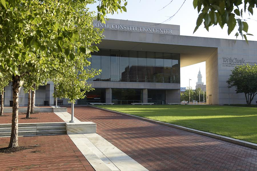 Independence National Historical Park - National Constitution Center
