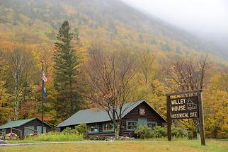 Crawford Notch - Willey House (2)