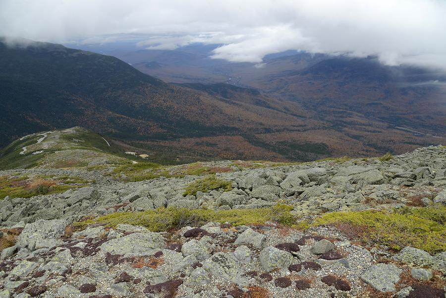 Mount Washington - on the Way to the Summit