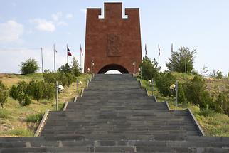 Musaler - Memorial to the Musa Dagh Resistance (2)