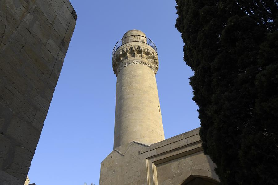 Palace of the Shirvanshahs - Mosques