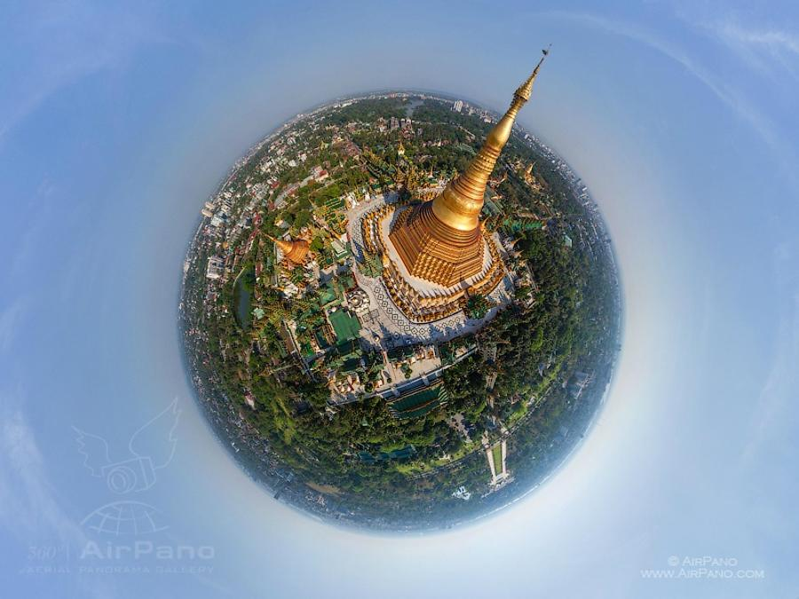 Planet of Shwedagon