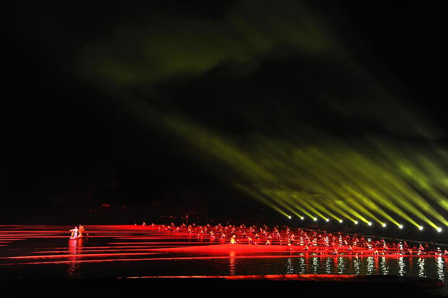 Yangshuo - Impression Light Show