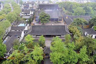 Suzhou - Roofscape