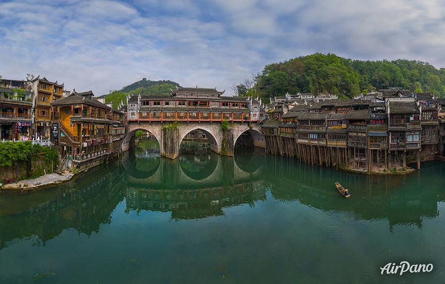 Fenghuang, China, © AirPano