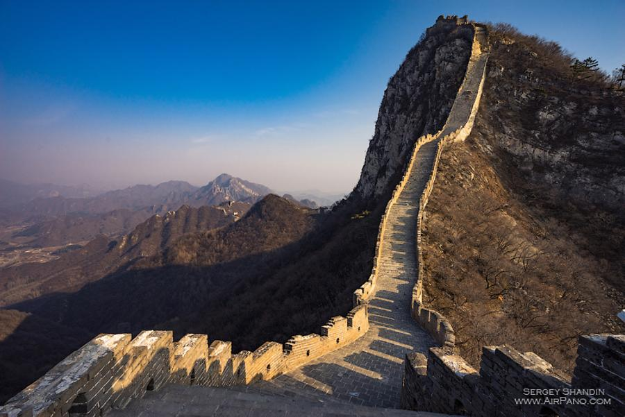Great Wall of China, © AirPano