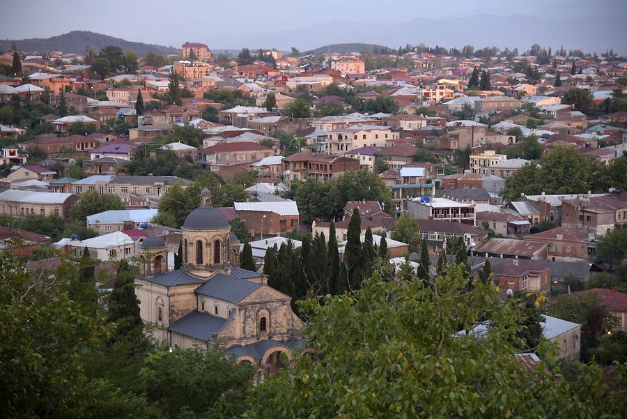 Kutaisi - Panoramic View