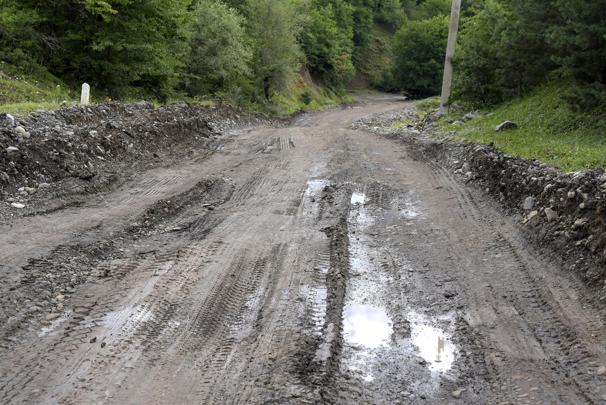 Goderdzi Pass - Road Conditions   Lesser Caucasus   Pictures