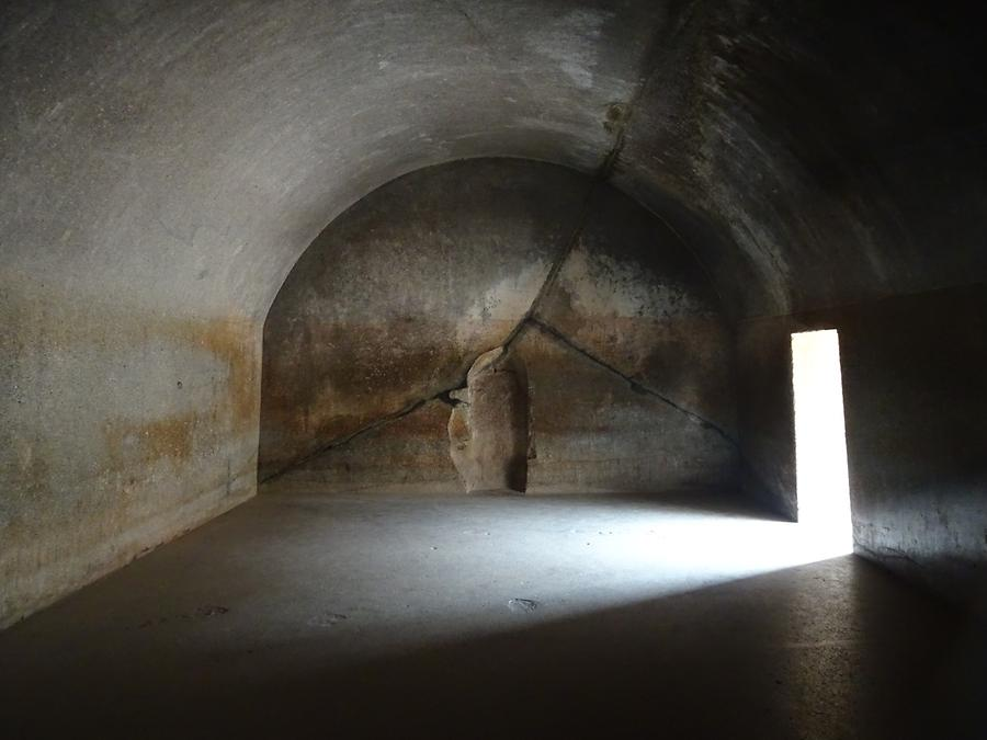 Barabar Caves - Inside