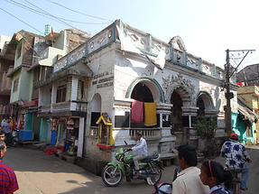 Puri - Old Town Centre