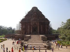 Konark - The Sun Temple (1)