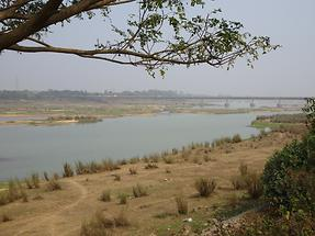 River near Konark
