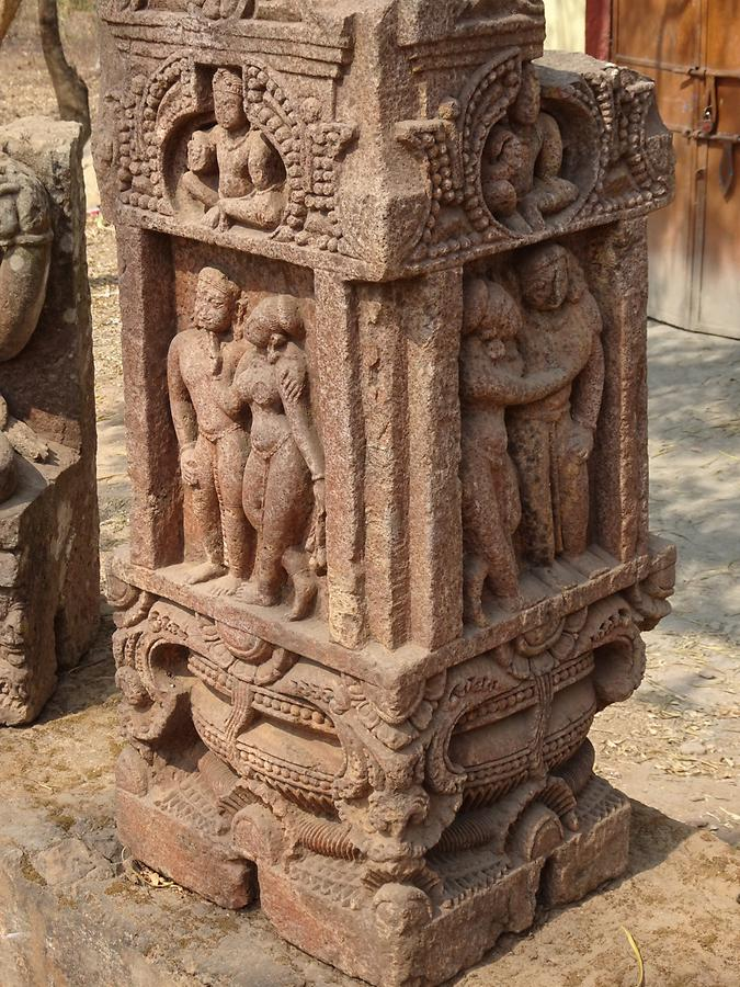Udayagiri - Stone Carvings