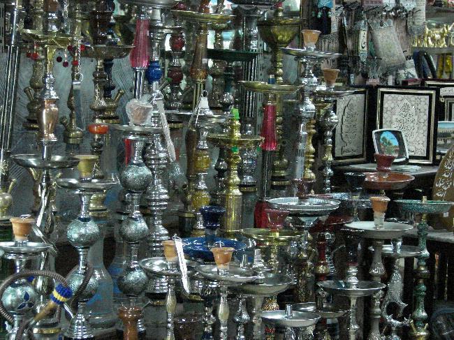 Hookah shop | Factbook Pictures | Pictures | Jordan in
