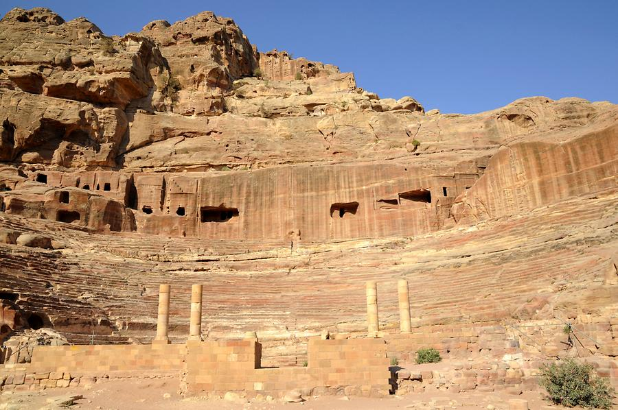 Theatre of Petra