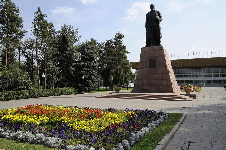 Monument of Kunanbaev