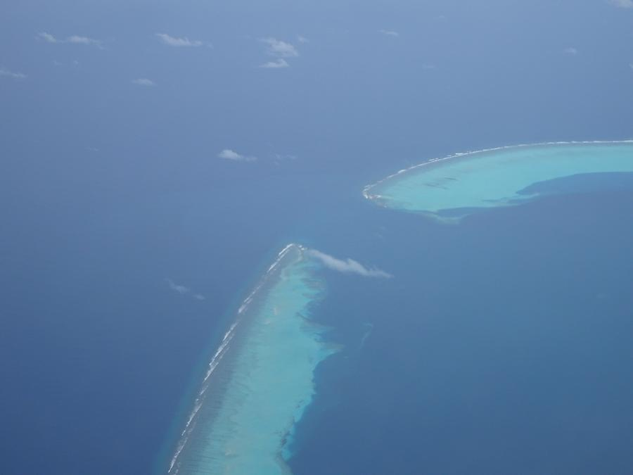 One Out of 26 Atolls