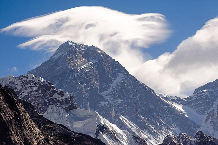 Everest, 8848 meters