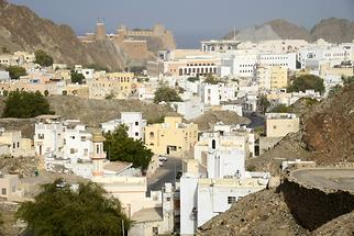 Old Part of Muscat (1)