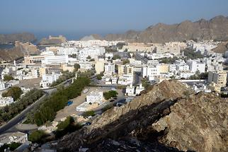Old Part of Muscat (2)