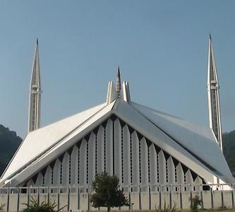 Faisal Mosque, Photo: Hermann Maurer, 2012