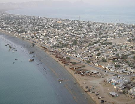 Gwadar City, Photo, from Wikicommons