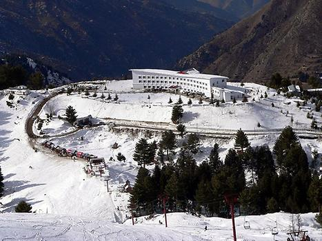 Malam Jabba Ski Resort, Photo: M.Sajid Ishaq, from Wikicommons
