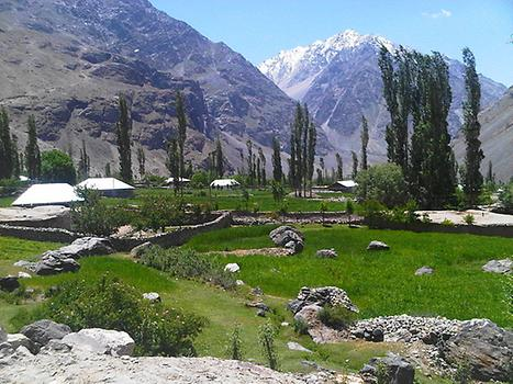Shandur, Chitral, Photo: Alamghir Khan, from Wikicommons