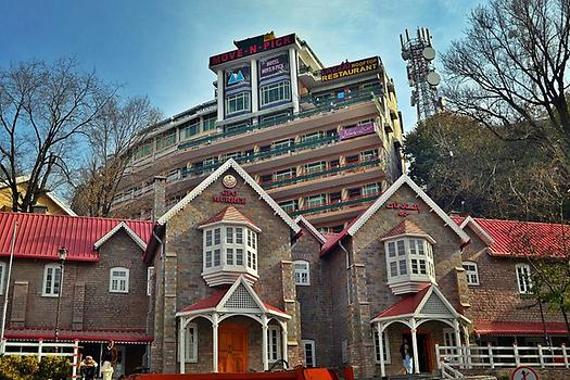 GPO Mall Road, Murree, Photo: Talha Umar, from Wikicommons