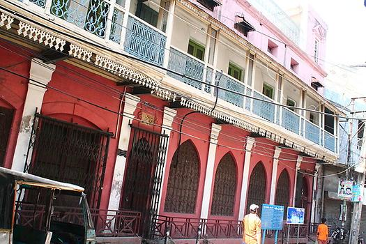 Iqbal Manzil, Photo: Asad Ali Cheema, from Wikicommons