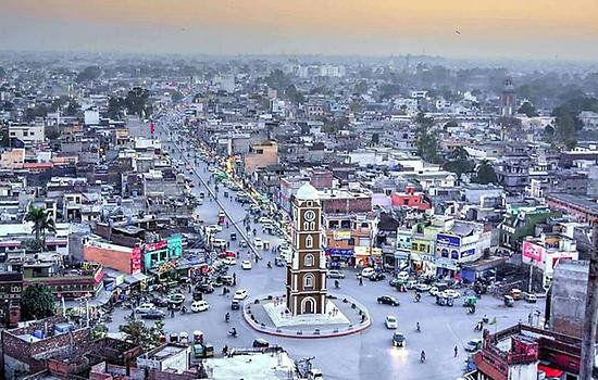 Sialkot Saddar, Photo: Yamin Janjua, from Wikicommons