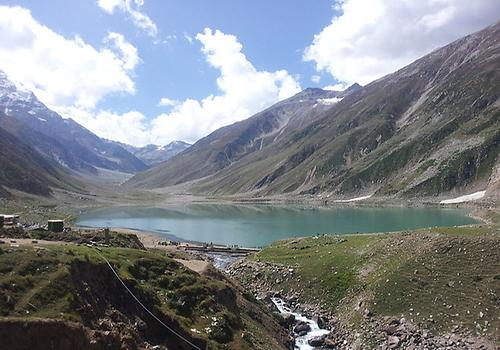 Lake Saif ul Mulook in Kaghan Valley, Photo:Faizan Farooq from Wikicommons