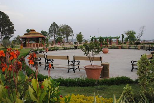 A beautiful view of the park, Photo: Raja Nisar Ahmed from Pakistan Tours Guide