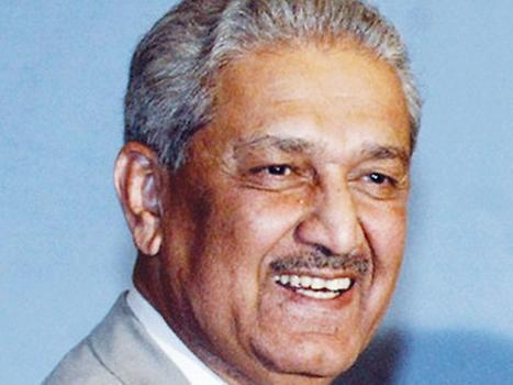 Abdul Qadeer Khan, Photo: Bilalchini, from Wikicommons