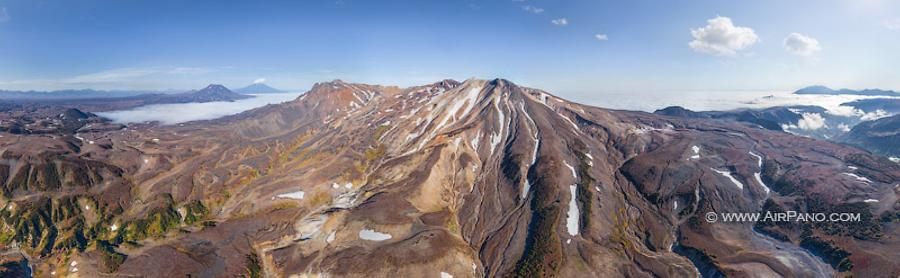 Death Valley, Kamchatka, Russia, © AirPano
