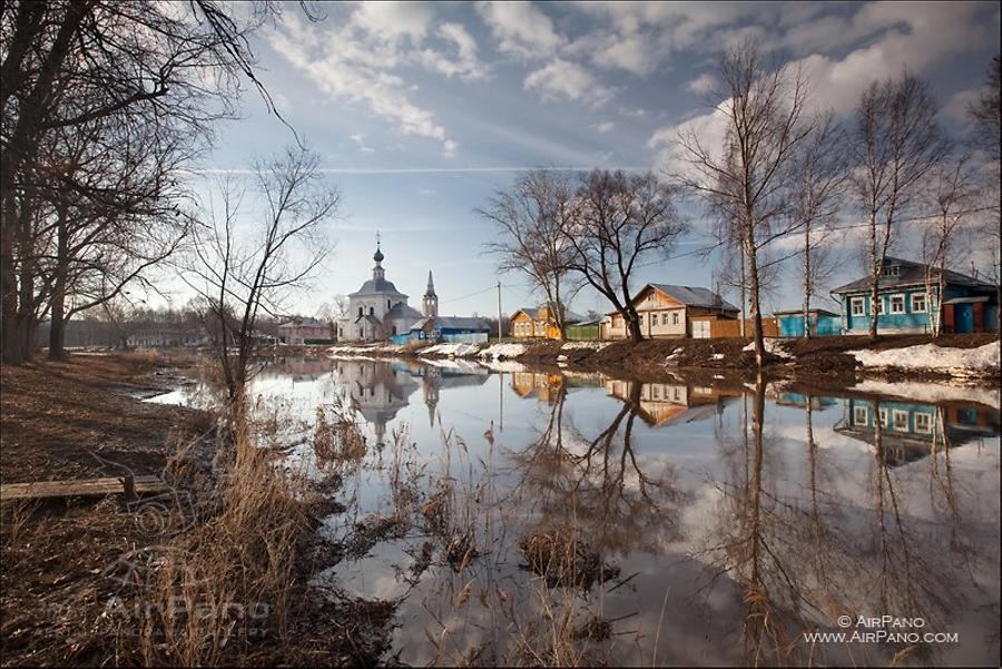 The City of Suzdal