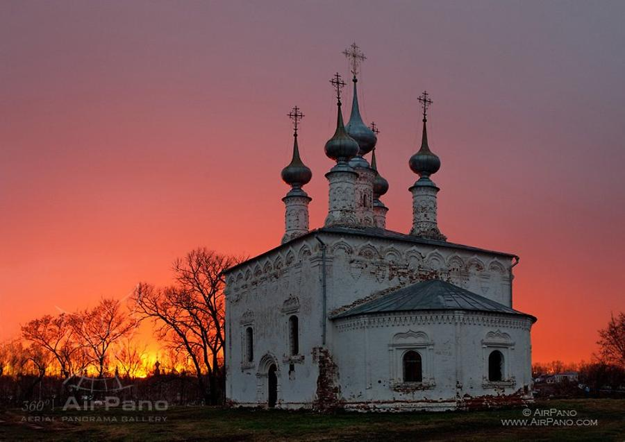 Cathedral of the Nativity, Suzdal Kremlin
