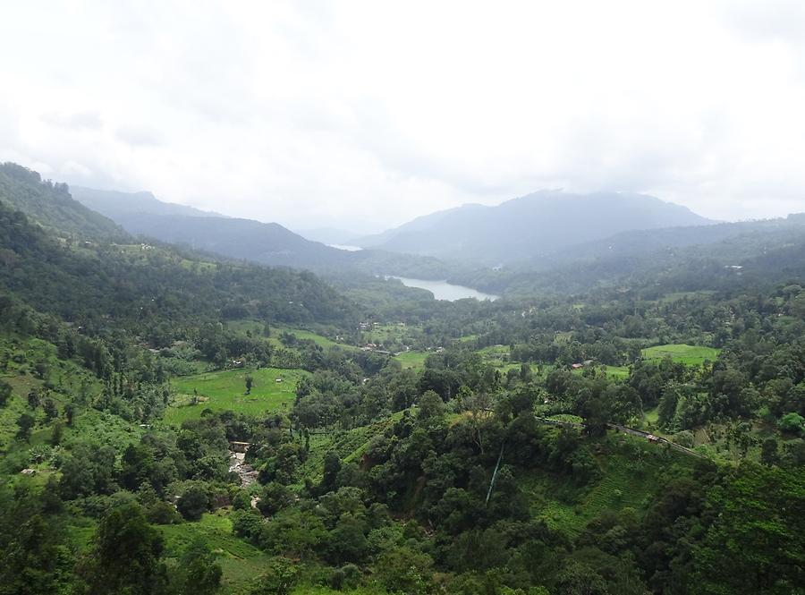 From Kandy to Nuwara Eliya
