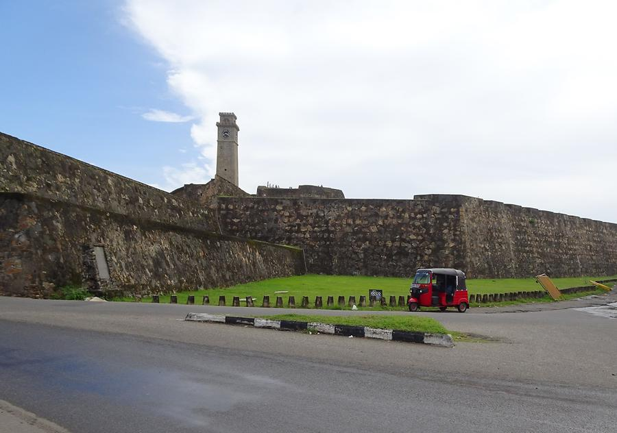 Galle - Fort