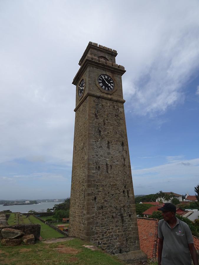 Galle - Fort; ClockTower
