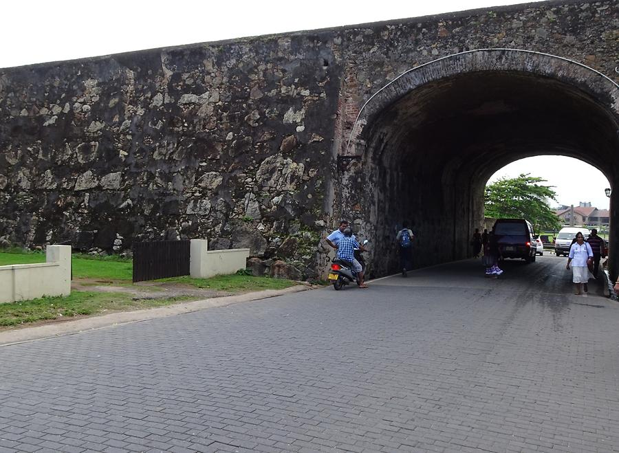 Galle - Fort; Gate