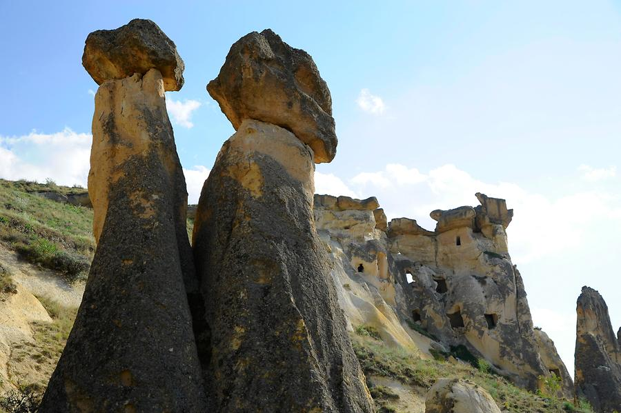 Chimney Rocks Cavusin